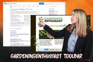 GardeningEnthusiast Toolbar