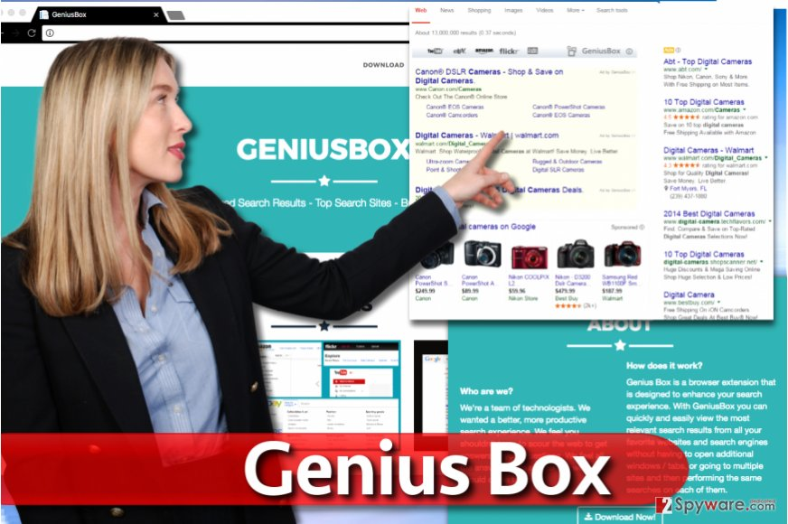 Genius Box virus
