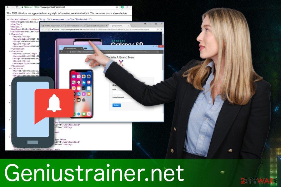 Geniustrainer.net illustration