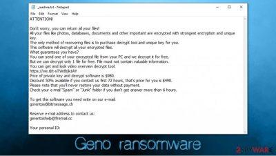 Geno ransomware