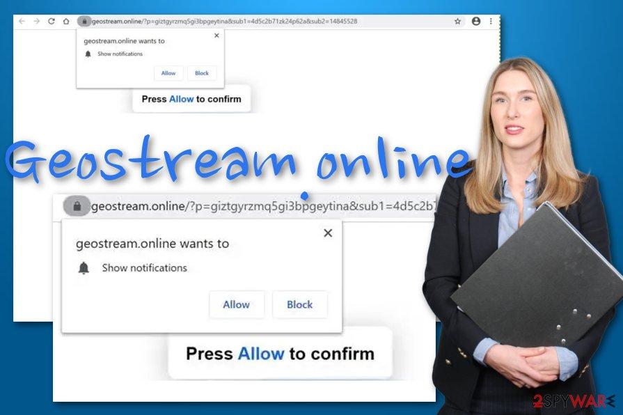 Geostream.online PUP