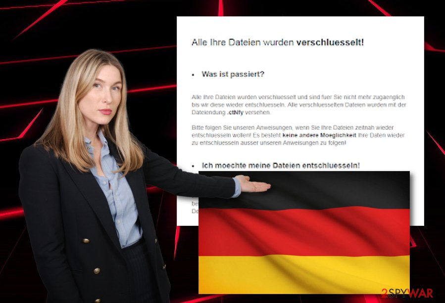 GermanWiper ransomware virus
