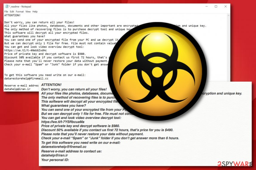 Gesd ransomware