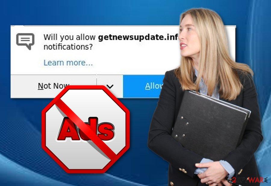 Getnewsupdate.info PUP