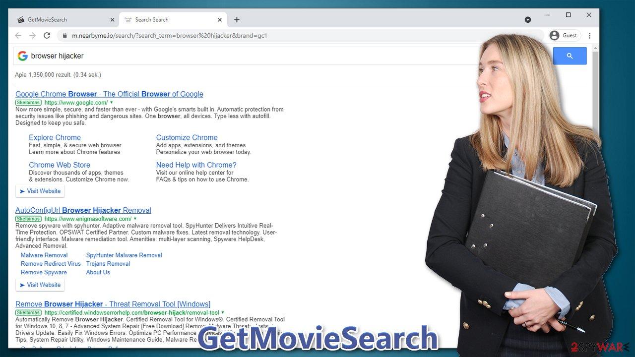 GetMovieSearch virus