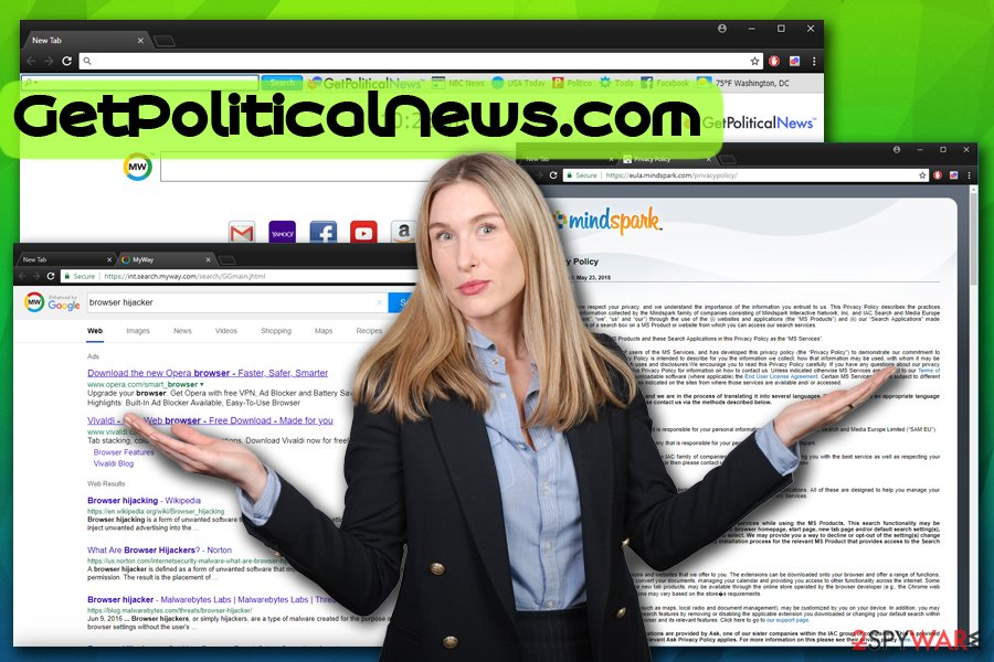 GetPoliticalNews.com virus