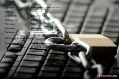 GG ransomware