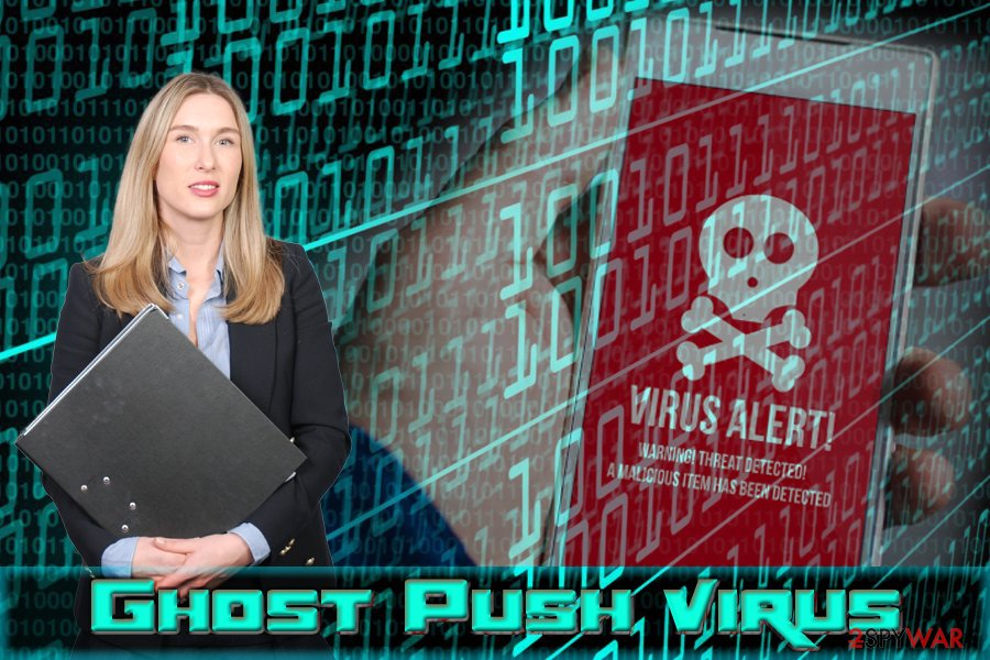 Ghost Push malware