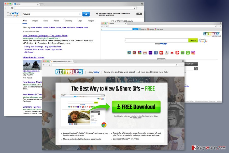The image of Gifables Toolbar