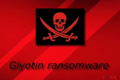 Giyotin ransomware