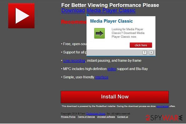 Ad.Xtendmedia.com snapshot