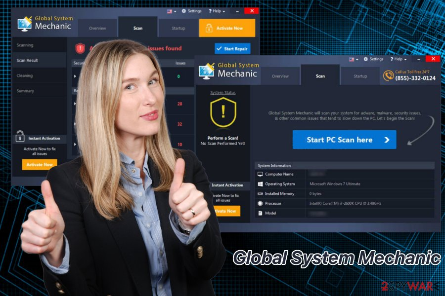 Picture of Global System Mechanic