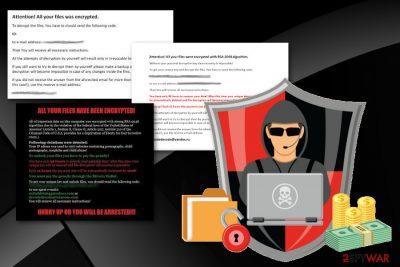 GMPF ransomware