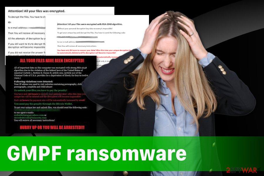 GMPF ransomware virus