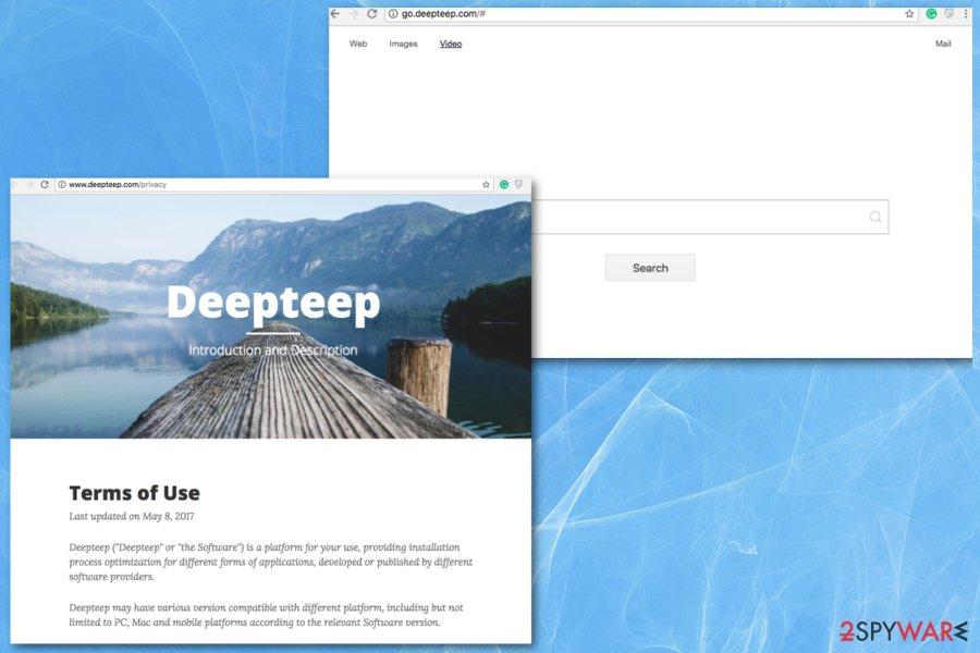 Deepteep virus