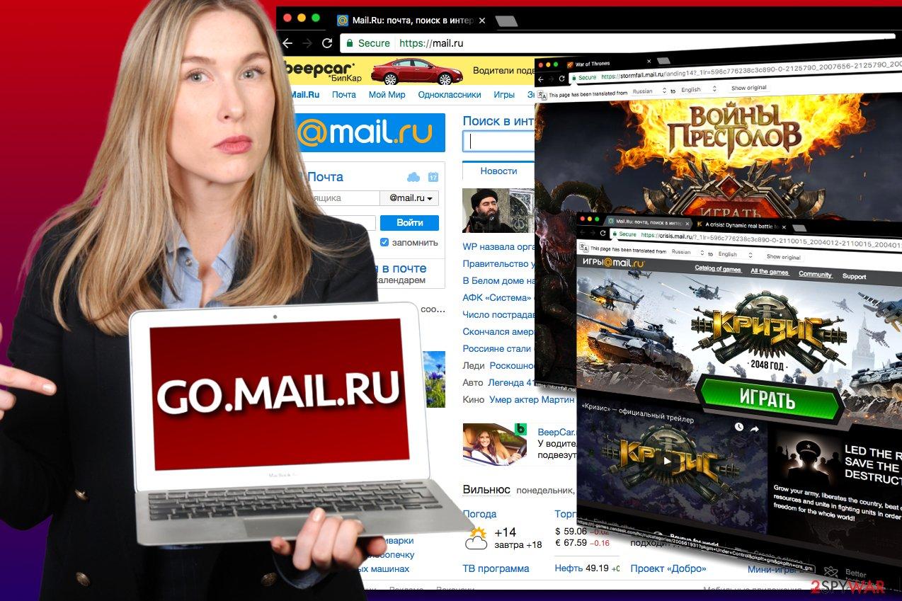 Go.mail.ru virus