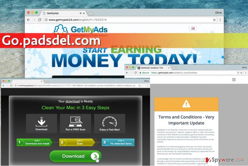 Go.padsdel.com virus