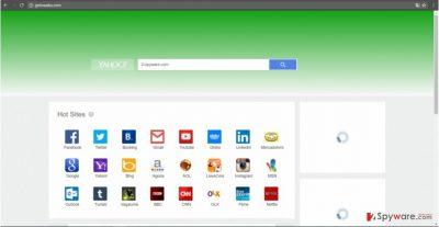 The screenshot of gotowebs.com