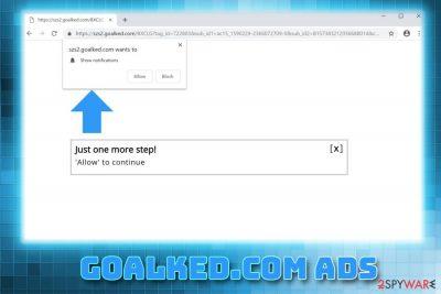 Goalked.com virus