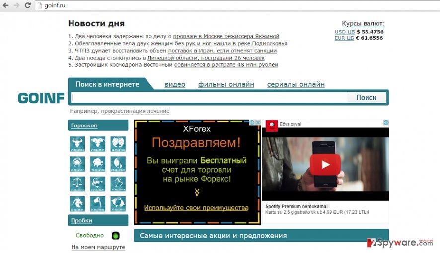 Goinf.ru virus