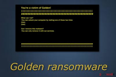 Golden ransomware