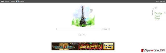 Golsearch.com redirect snapshot