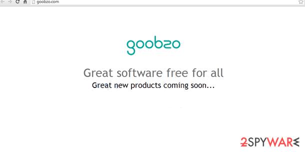 Goobzo Ltd virus
