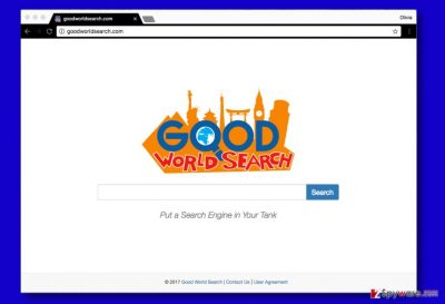 Goodworldsearch.com search site