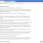 Google Redirect virus (data collection)