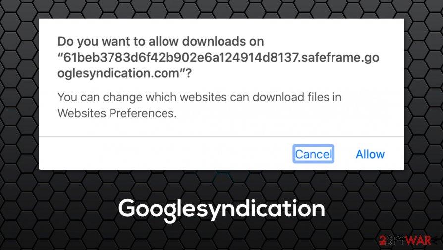 Googlesyndication