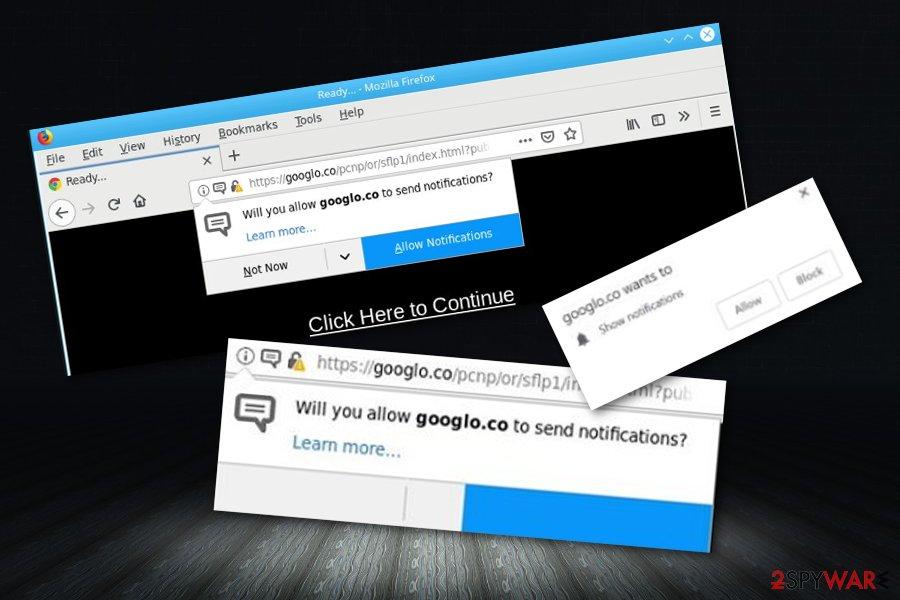 Googlo.co adware