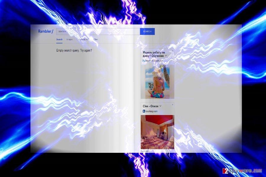 The screenshot of Goojile.info