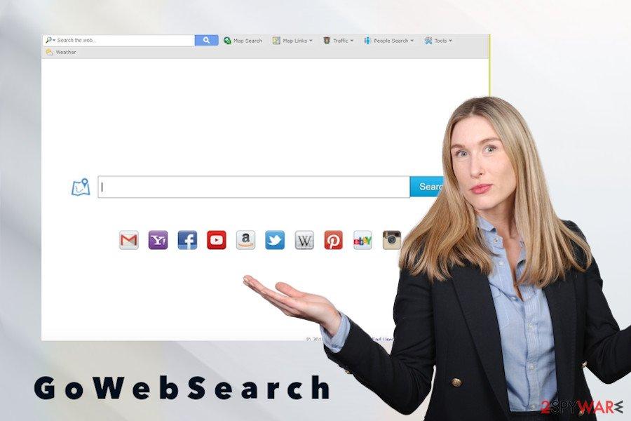 GoWebSearch virus