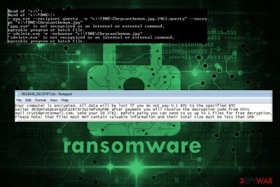 Image of GPGQwerty ransomware