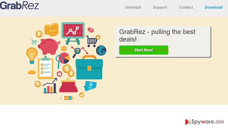 GrabRez virus