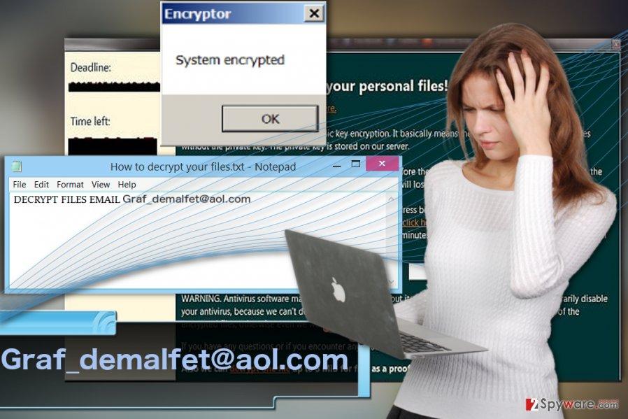 Image of the Graf_demalfet@aol.com virus