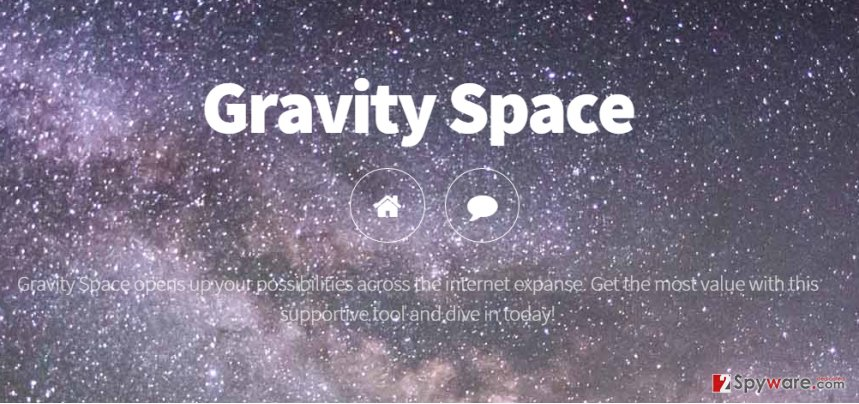 Ads by Gravity Space