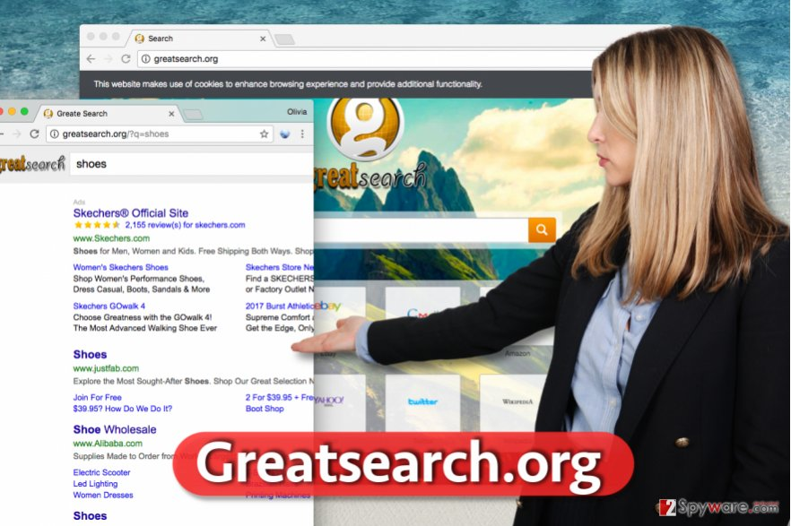 Greatsearch.org virus