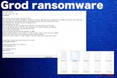 Grod ransomware