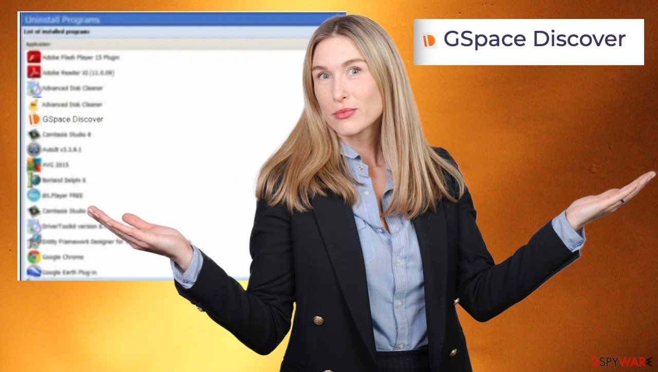 GSpace Discover virus