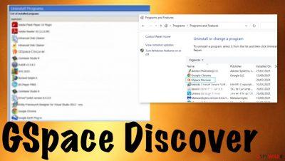GSpace Discover adware