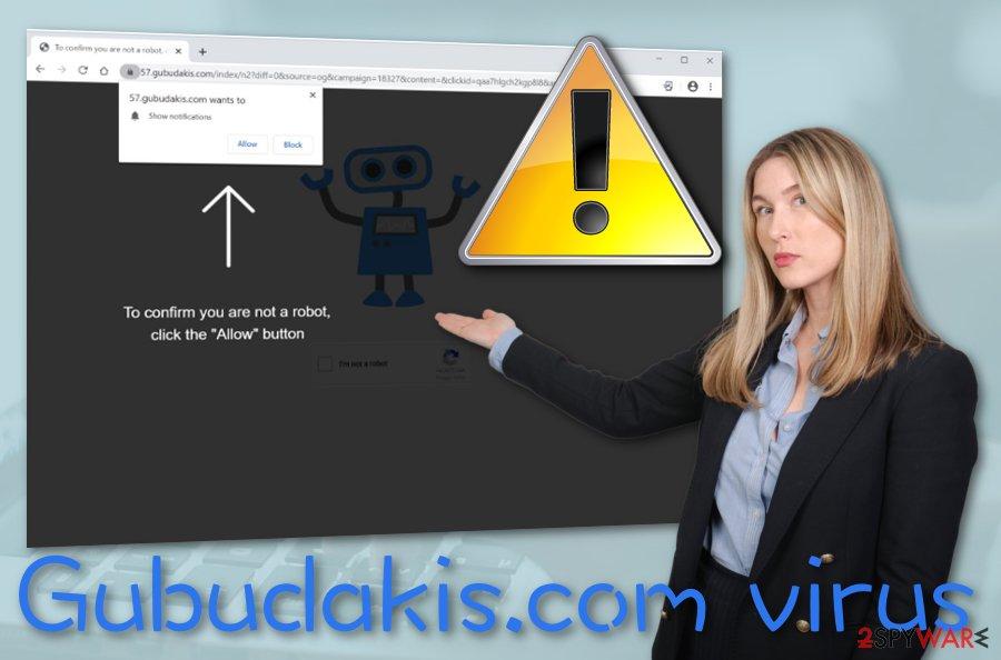 Gubudakis.com PUP