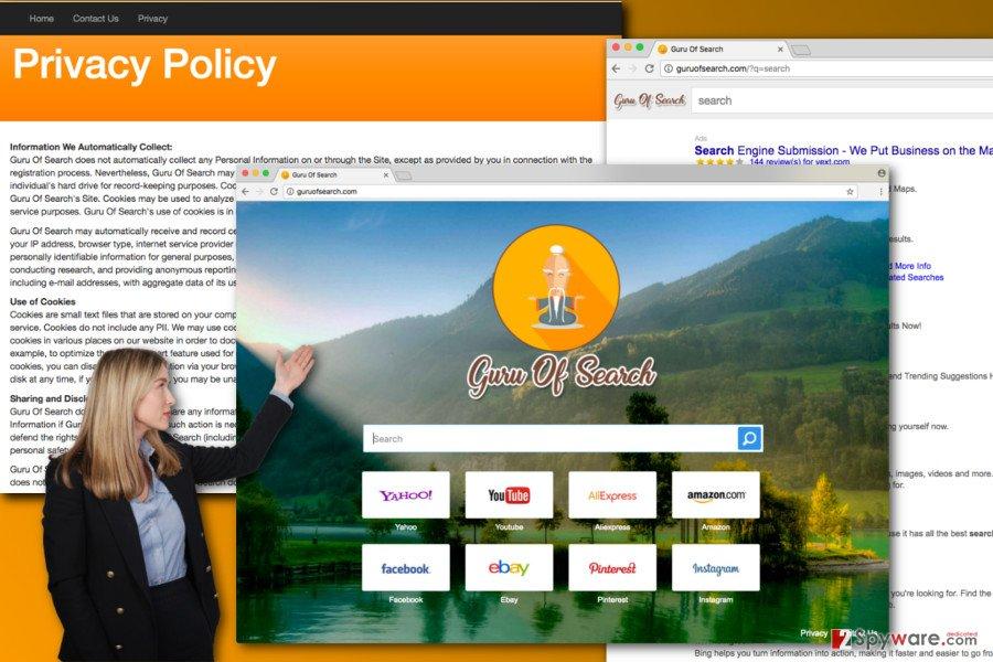 GuruofSearch.com virus