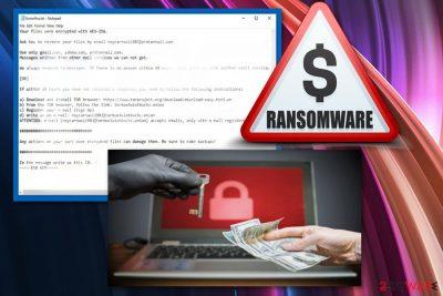Gw3w ransomware