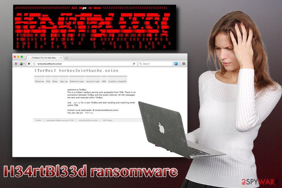 H34rtBl33d crypto-virus