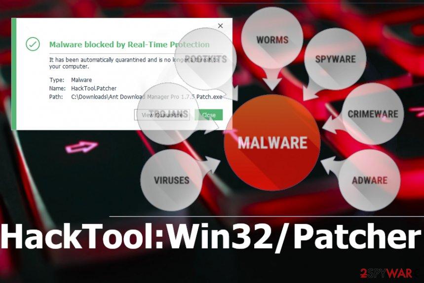 HackTool:Win32/Patcher