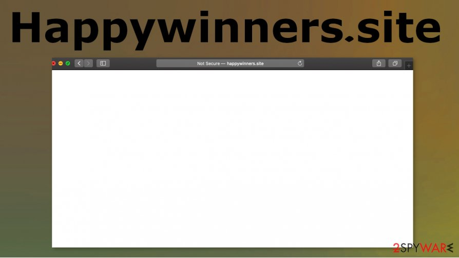 Happywinners.site