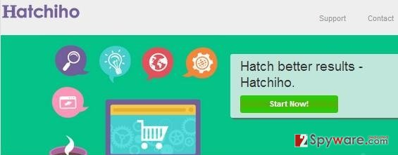 Hatchiho Deals and Hatchiho Ads snapshot