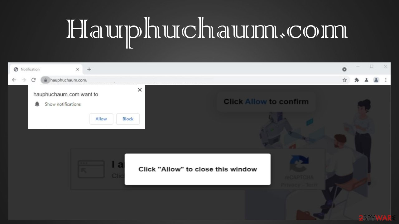 Hauphuchaum.com notifications