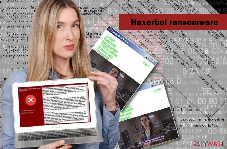 Haxerboi virus attacks PCs via malware development service
